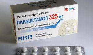 Что делать при передозировке парацетамолом