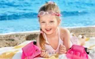 Что делать если у ребенка на море рвота