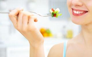 Какой диеты нужно придерживаться после отравлений
