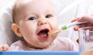Чем можно кормить ребенка после пищевого отравления
