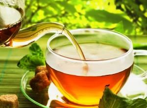 чай и чайник