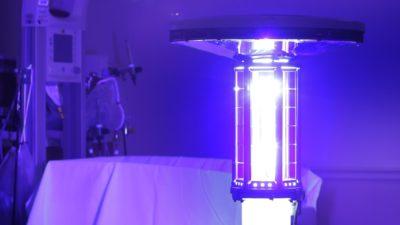 Лампа ультрафиолетового излучения